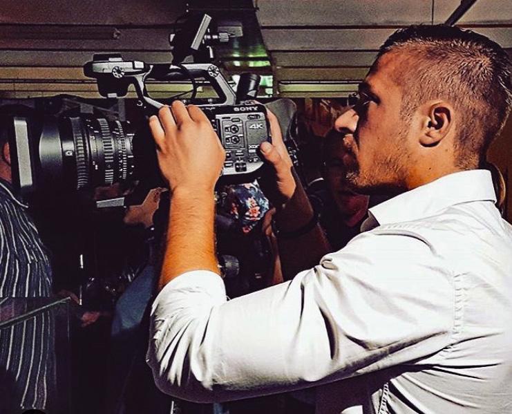 Videograaf inhuren | Cameraman inhuren | Video laten maken