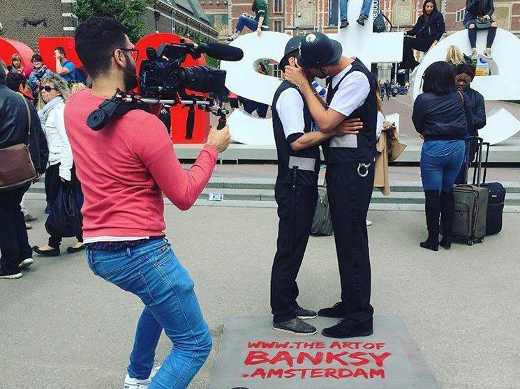 Videograaf inhuren - cameraman inhuren - video laten maken 3